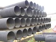 металлические трубы больших размеров