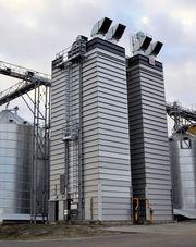 Купить зерносушилку в Европе - Германии