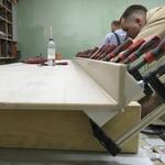 Оборудование для изготовления столешниц
