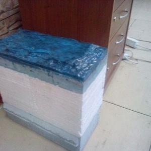 Многофункциональный станок по теплоблокам, блокам, плитке, брусчатке, кирп