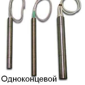 ПАТРОННЫЕ тены, (одноконцевой тэн, пальчиковый) Петропавловск