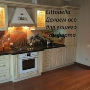 Кухни на заказ от
