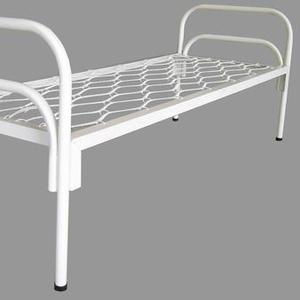 Одноярусные,  двухъярусные,  трехъярусные кровати металлические оптом