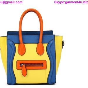 Wholesale top quality leather handbag