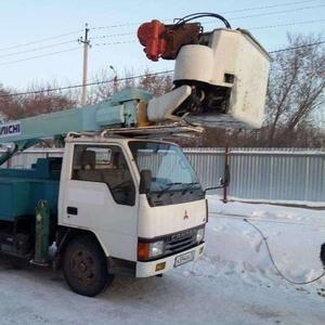 услуги авто вышки,  телескоп,  высота 15м