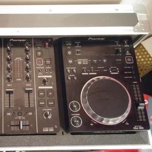 Brand New Пара Pioneer CDJ-350 + DJM-350 Mixer Package в наличии для п