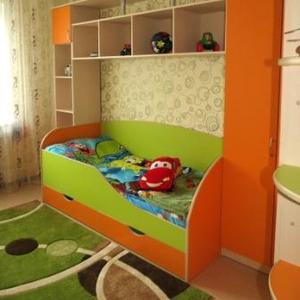 Мебель в детскую  на заказ от