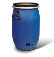 Продам  бочки пластиковые оптом б/у на 65 литров