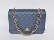Chanel Maxi стеганый Классический Cannage Шаблоны Flap Bag 58601