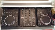 Brand New Пара Pioneer CDJ-350 + DJM-350 Mixer Package в наличии для п