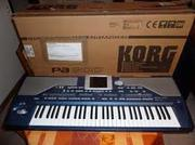 Korg Pa3x for sale 700 Euro, Korg Pa4x for 850 Euro