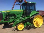 Трактор John Deere 8120 T - Джон Дир
